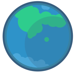 a picture of earth